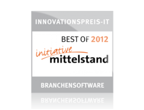 "Innovationspreis-IT der Initiative Mittelstand: Webshopsystem eEvolution Direct Shop unter den ""Best of 2012"""