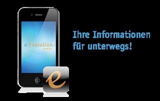 eEvolution® Mobile für Ihr iPhone