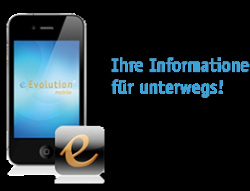 eEvolution® Mobile für Ihr iPhone