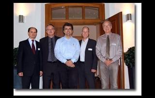 Gastgeber und Referenten des IT-Meeting Hildesheim
