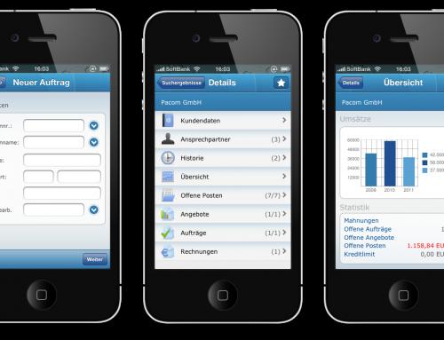 eEvolution Mobile für iPhone