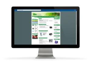 Projekt: Biozym Webshop