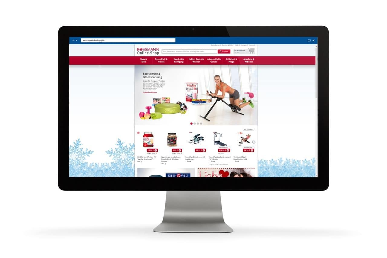 Rossmann online shop ideenwelt