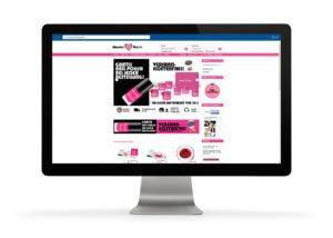 Projekt: Wunder Nails Webshop