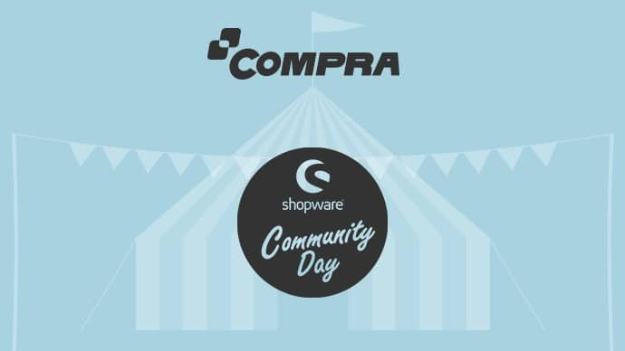 COMPRA auf dem Shopware Community Day am 04.09.2015