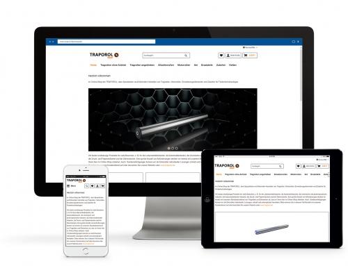 Traporol Online-Shop