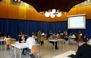 Das IT Speed Dating 2016 an der Universität Hildesheim