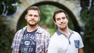 Portrait Fabian Wächter und Markus Heine - Onlinewerbung Experten