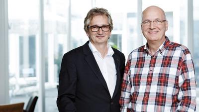 Dirk Hahnrath und Frank Wuttke - Agentur Compra