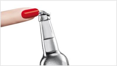 Wildes Cosmetics Nagel-Flasche