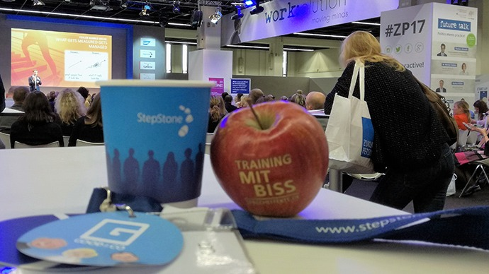 Fachmesse: Zukunft Personal Keynote Arena