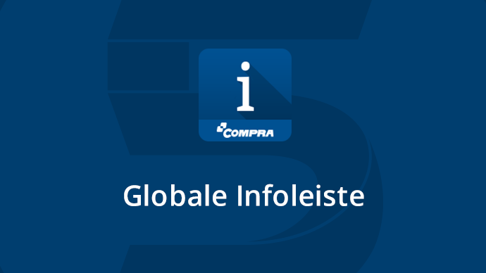 Store Teaserbild Globale Infoleiste