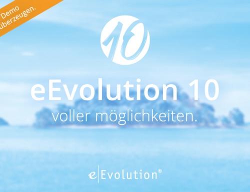 Gemeinsam in die digitale Zukunft mit eEvolution 10