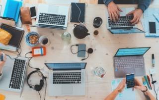 Geringe Digitalisierungsausgaben im Mittelstand