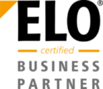 ELO Business Partner Logo COMPRA GmbH