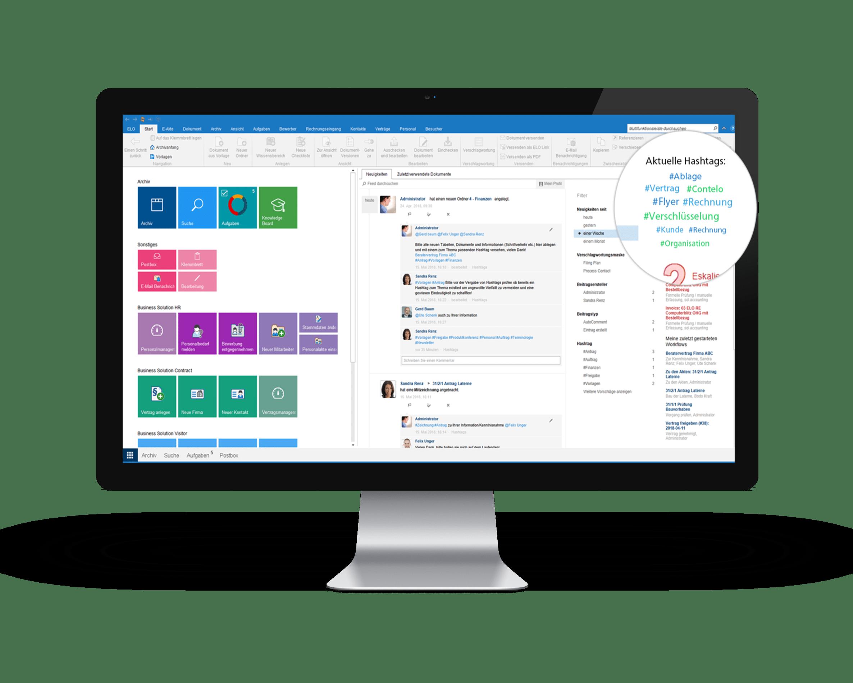 ERP Onlineshops ECM E-Commerce