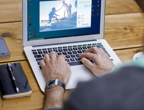 Drei verschiedene Wege zur Arbeit mit eEvolution aus dem Home-Office