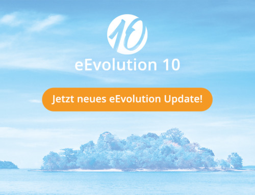 eEvolution: Neues ERP-Update