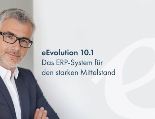 Das neue eEvolution 10.1 ist ab sofort verfügbar