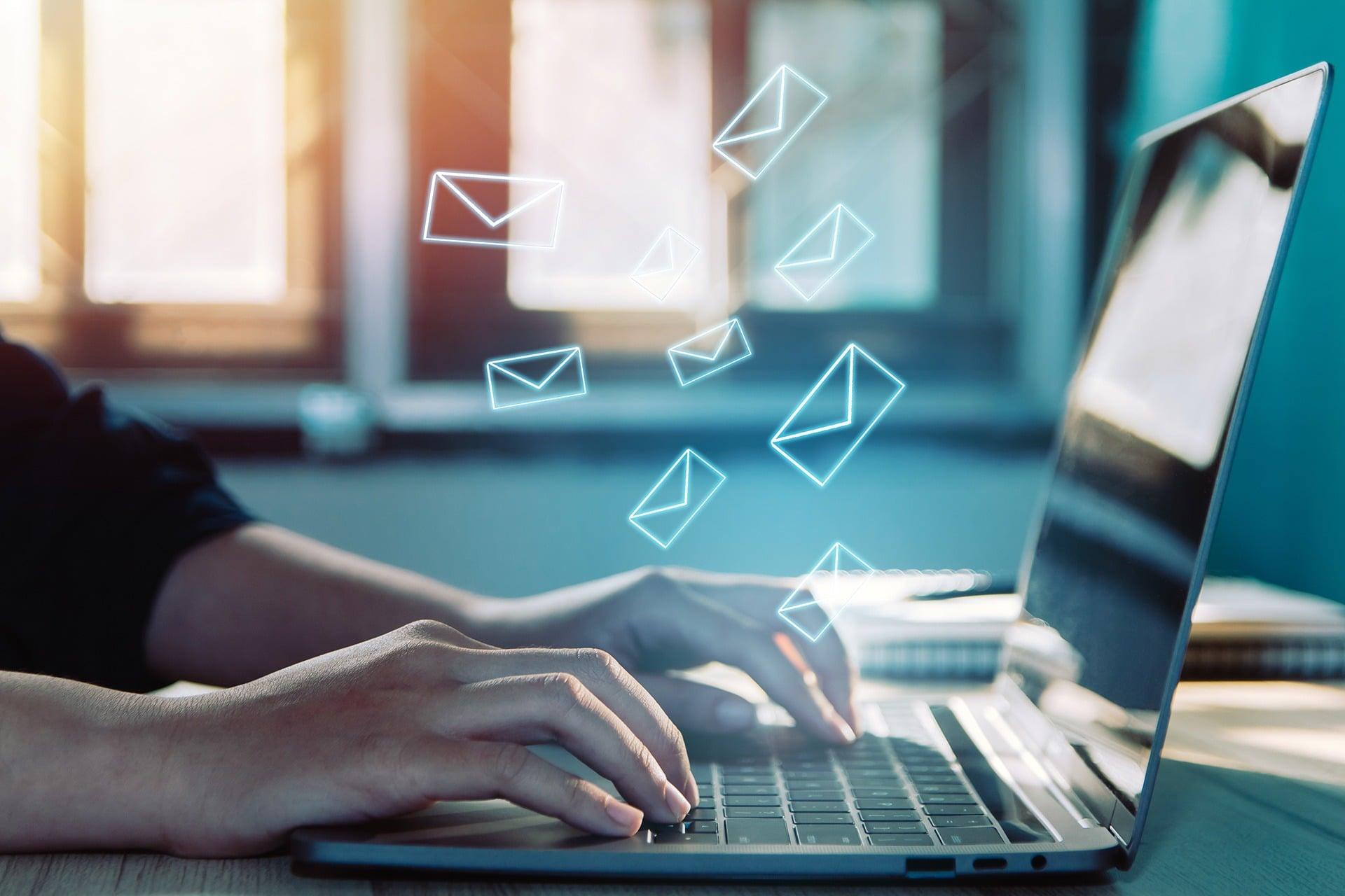 ELO E-Mail-Management